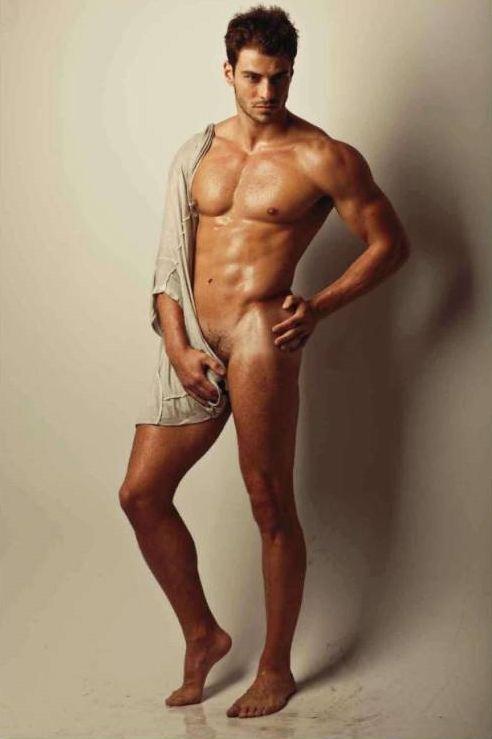 naked sexy man brazil