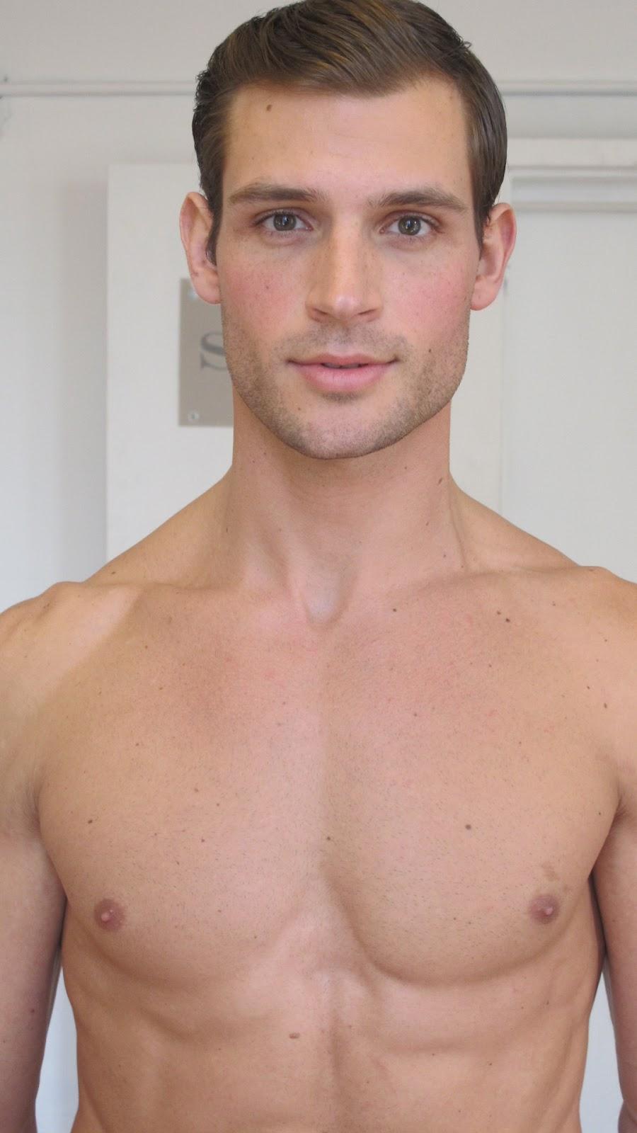 Josh Boyd Model in Male Model Steve Boyd
