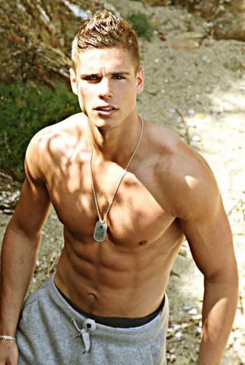 hot naked french men