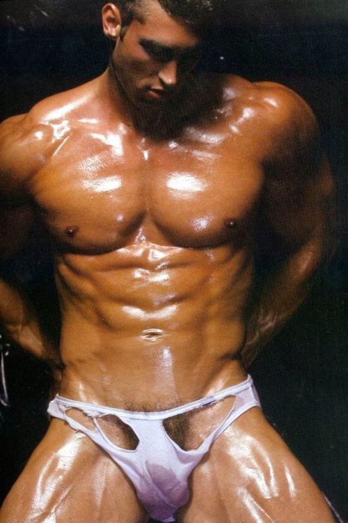 nude men brett mycles