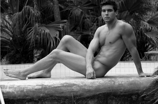 Bernardo velasco naked doesn't matter!