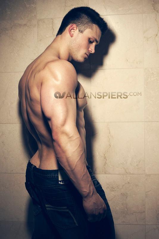Sean Smith Fitness Model in Male Model Sean Smith
