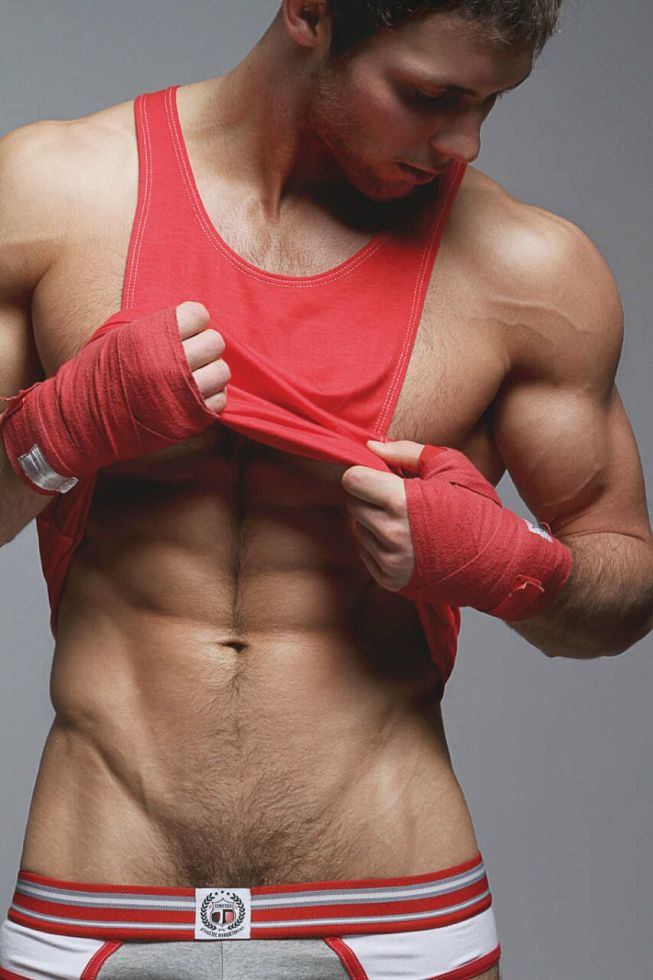 young men nude tyrain