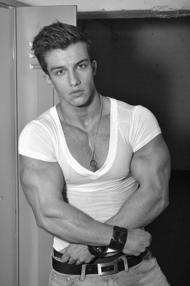Male Model | Too Many Hot Guys